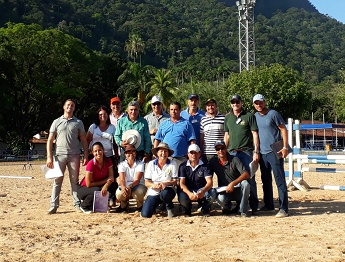 <b>1º CURSO FEI COACH LEVEL 1</b>