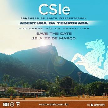 <b>CSIE e CSE ABERTURA DA TEMPORADA SHB 2020</b>