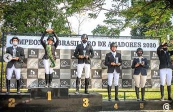 <b>Oswaldo de Luca Neto com Walker Mill é Vice Campeão Brasileiro da categoria Amador B</b>