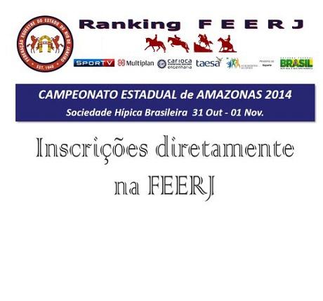 CES AMAZONAS - 2014